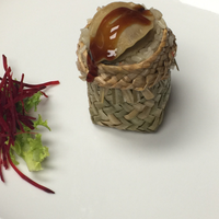 Abalone Straw Bag Rice (1)