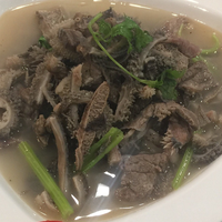 eef Offal Broth Soup(Big Bowl)